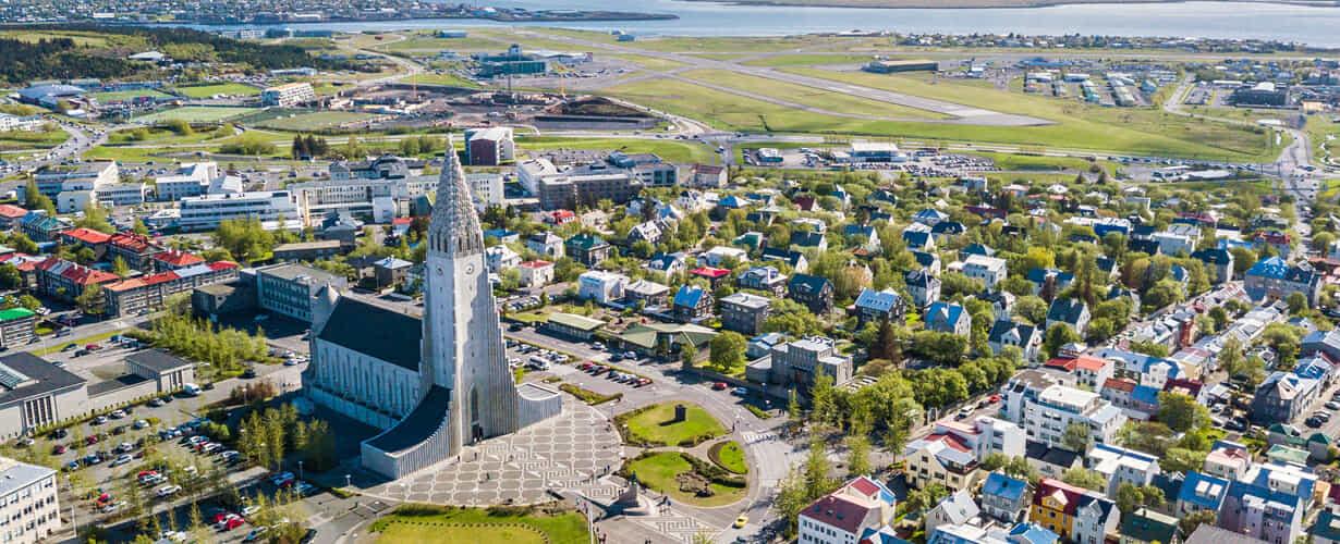 Export/Import von und nach Island