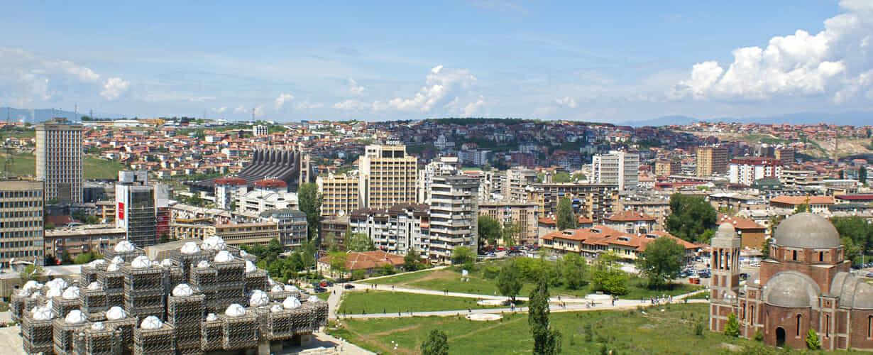 Export/Import von und in den Kosovo
