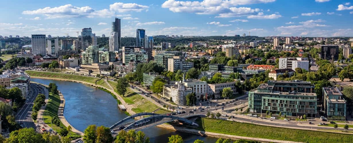 Export/Import von und nach Litauen