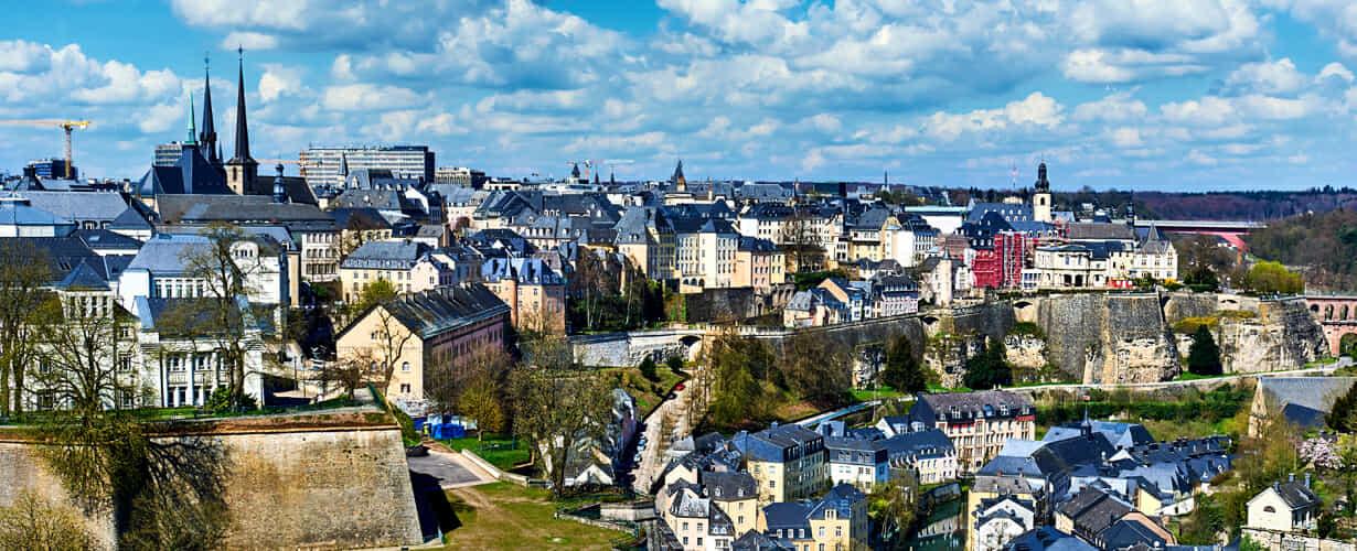 Export/Import von und nach Luxemburg
