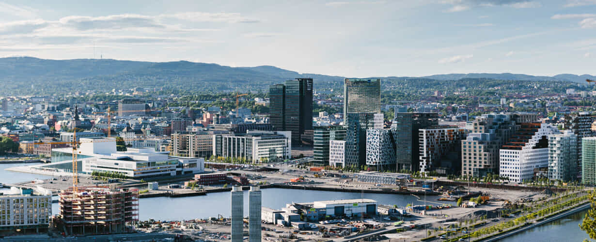 Export/Import von und nach Norwegen