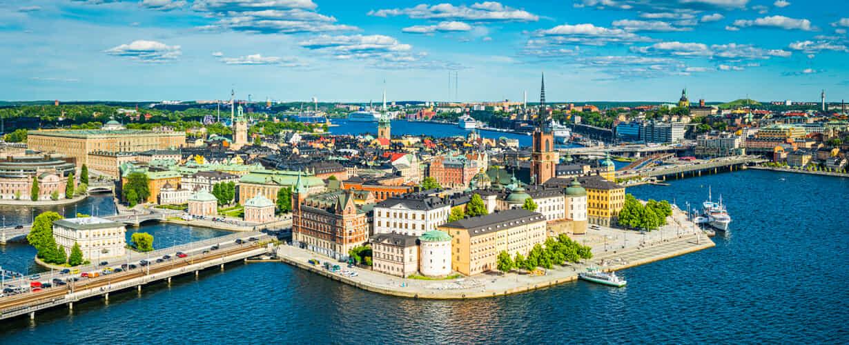Spedition für Transporte zwischen Schweden und Deutschland