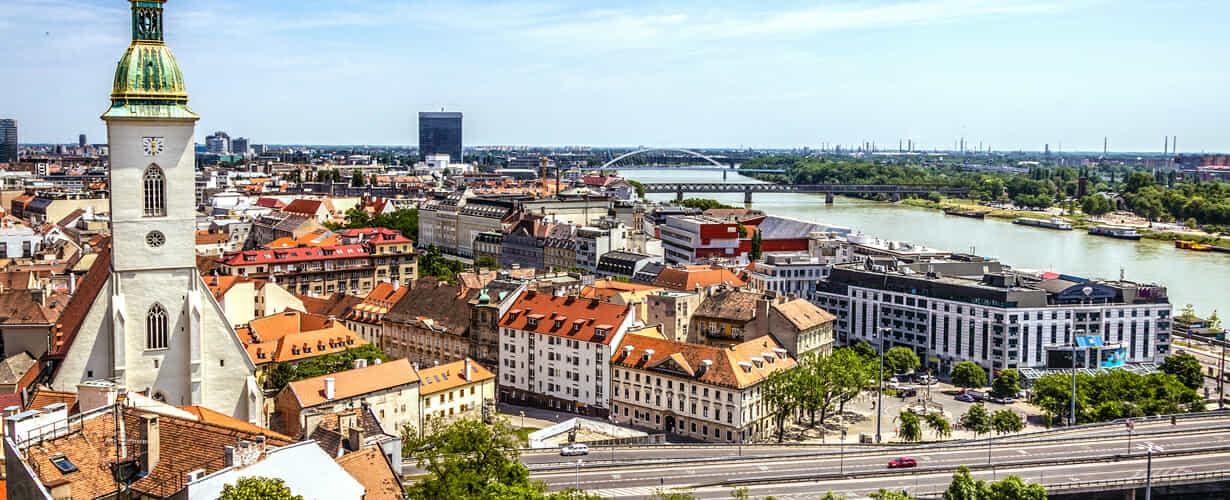 Export/Import von und in die Slowakei