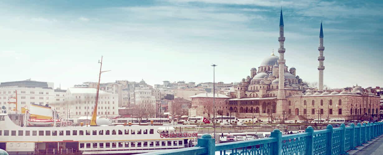 Export/Import von und in die Türkei