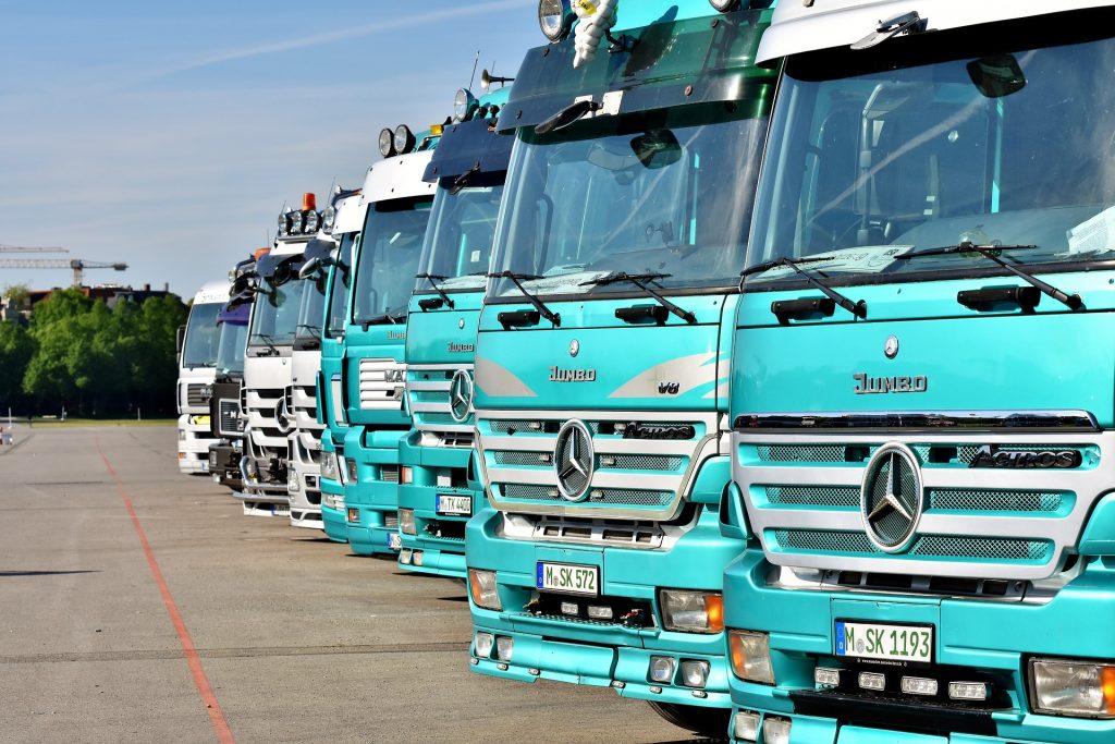 In Deutschland fehlen 45.000 LKW-Fahrer